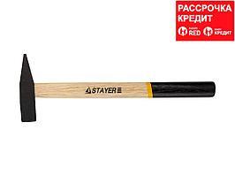 STAYER 200 г молоток слесарный с деревянной рукояткой (2002-02)