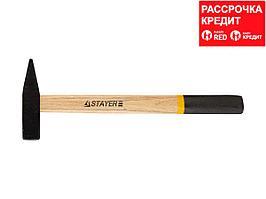 STAYER 300 г молоток слесарный с деревянной рукояткой (2002-03)