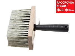 """Макловица STAYER """"PROFI"""" MAXI, искусственная щетина, деревянный корпус, 70x150мм (0183-15)"""