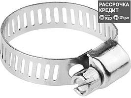 Хомуты стальные оцинкованные, 14-27 мм, 5шт, STAYER (3780-14-27_z01)