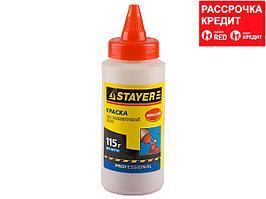 Краска STAYER для разметочной нити, красная, 115г (2-06401-2_z01)