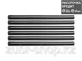 STAYER Black черные клеевые стержни, d 11 мм х 200 мм 6 шт. 125 г. (2-06821-D-S06)