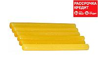 STAYER Yellow желтые клеевые стержни, d 11 мм х 200 мм 6 шт. 125 г. (2-06821-Y-S06)
