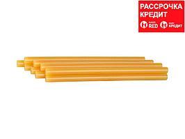 STAYER Yellow желтые клеевые стержни, d 11 мм х 200 мм 40 шт. 0,8 кг. (2-06821-Y-S40)