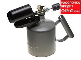 """Лампа STAYER """"PROFI"""" паяльная, стальная, 1,0л (40655-1.0)"""