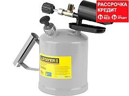 """Лампа STAYER """"PROFI"""" паяльная, стальная, 2,0л (40655-2.0)"""