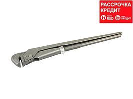 НИЗ, №1, ключ трубный, прямые губки (2731-1)