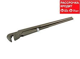 НИЗ, №3, ключ трубный, прямые губки (2731-3)