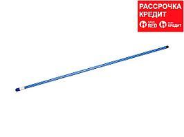 """Ручка STAYER """"PROFI"""" облегченная, двухкомпонент покрытие, с резьбой для щеток, 1,3м (2-39134-S)"""