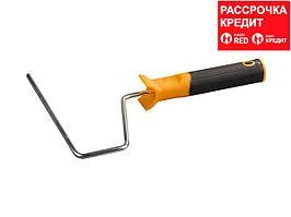 Ручка для малярных валиков STAYER 05635-24, MASTER, двухкомпонентная, бюгель 6мм, 240мм