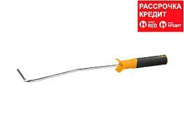 Ручка для малярных валиков STAYER 05655-42, MASTER, двухкомпонентная, бюгель 6мм, 90х450мм