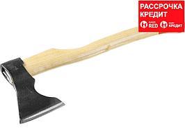 ИЖ А0 ох 800 г топор кованый, деревянная рукоятка (2072-12-60)