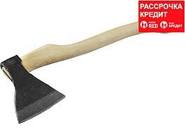 ИЖ А0 уд 870 г топор кованый, деревянная рукоятка (2072-12-50)