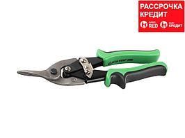 STAYER Левые ножницы по металлу, 250 мм (23055-L)