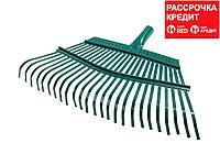 Грабли веерные RACO, 25 плоских зубцов, эпоксидное покр., 450мм (4231-53/738)