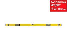 STAYER PROStabil 1500 мм уровень строительный фрезерованный (3471-150_z01)