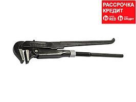 STAYER HERCULES-L, №1, ключ трубный, прямые губки (27331-1)
