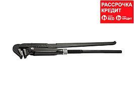 STAYER HERCULES-L, №2, ключ трубный, прямые губки (27331-2)