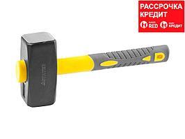 STAYER Fiberglass 8 кг кувалда с фиберглассовой удлинённой рукояткой (20110-8_z02)
