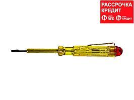 Пробник DEXX электрический, с этикеткой, 100-500В, 130мм (25750)