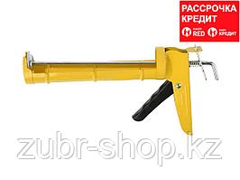 STAYER полукорпусной пистолет для герметика Standard, 310 мл. (0660)