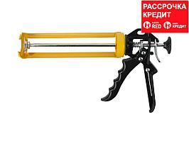 STAYER скелетный пистолет для герметика Professional, усиленный, поворотный, 310 мл. (0671)