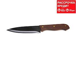 """Нож LEGIONER """"GERMANICA"""" шеф-повара с деревянной ручкой, нерж лезвие 150мм (47843-150_z01)"""