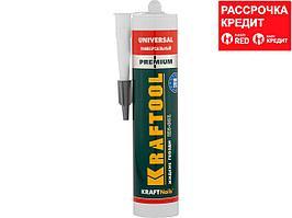 Клей монтажный KRAFTOOL KraftNails Premium KN-601, универсальный, для наружных и внутренних работ, 310мл (41341_z01)