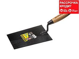 Кельма отделочника STAYER с деревянной усиленной ручкой КО (0821-1)