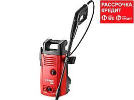 Мойка высокого давления (минимойка) электрич, ЗУБР АВД-100,макс. 100 Атм, 300л/ч,1400Вт,бачок для средства,
