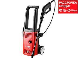 Мойка высокого давления (минимойка) электр, ЗУБР АВД-135,макс. 135Атм,300л/ч,1600Вт,колеса,бачок для