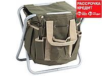 Скамейка GRINDA садовая складная, двухсторонняя, с сумкой (8-422351_z01)