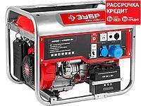 Бензиновый генератор с автозапуском, 4500 Вт, ЗУБР (ЗЭСБ-4500-ЭА)