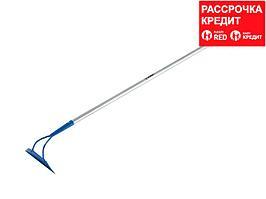 ЗУБР 215х65х1465 мм, мотыжка с трапецевидным профилем (39594)