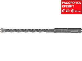 STAYER Бур SDS-plus 8 x 160 мм, Professional (2930-160-08_z01)
