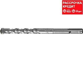 STAYER Бур SDS-plus 12 x 160 мм, Professional (2930-160-12_z01)
