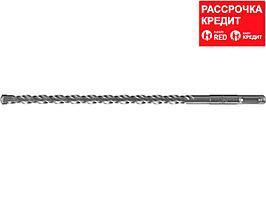 STAYER Бур SDS-plus 10 x 260 мм, Professional (2930-260-10_z01)