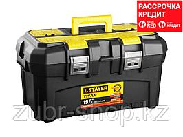 """Ящик для инструмента """"TITAN-19"""" пластиковый, STAYER (38016-19)"""