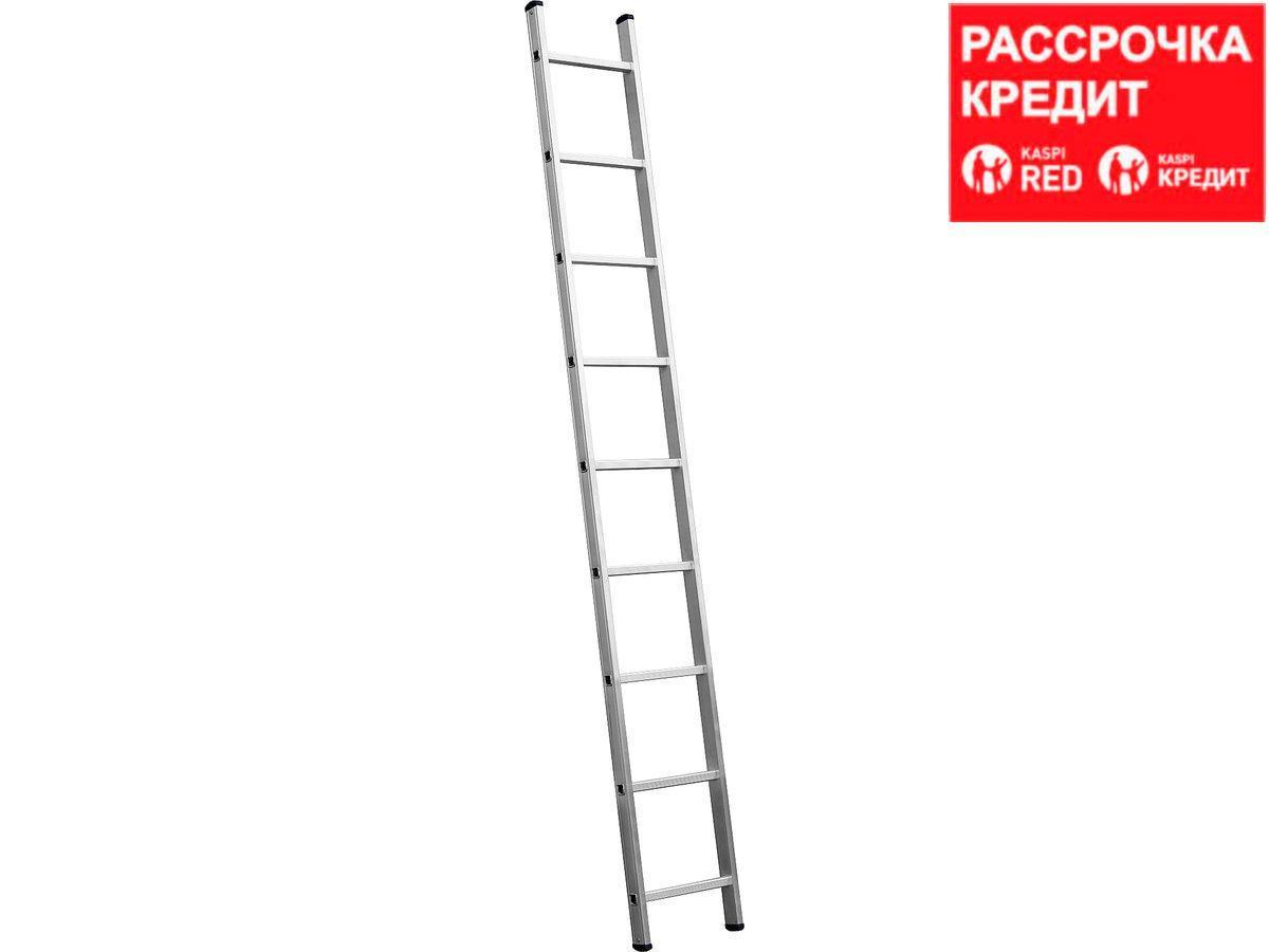 Лестница СИБИН приставная, 9 ступеней, высота 251 см (38834-09)