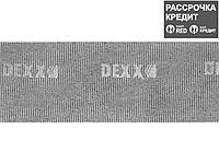 Шлифовальная сетка DEXX абразивная, водостойкая Р 60, 105х280мм, 3 листа (35550-060_z01)
