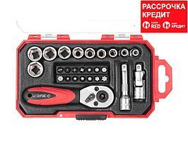 ЗУБР Компакт-27 универсальный набор инструмента 27 предм. (27642-H27)