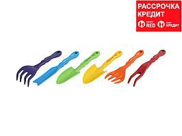 """Набор RACO садовый """"Mini tools"""", 6 предметов (4225-53/451)"""