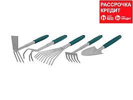 Набор RACO Ручной садово-огородный инструмент, 5 предм. (4225-53/499-12)