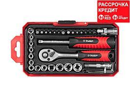 ЗУБР Компакт-35 универсальный набор инструмента 35 предм. (27642-H35)