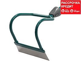 Мотыжка садовая RACO из нерж. стали, с быстрозажимным механизмом, 120мм (4230-53827)