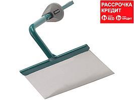 Мотыжка садовая RACO из нерж. стали, трапеция, с быстрозажимным механизмом, 140мм (4230-53832)
