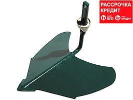 Плуг RACO с быстрозажимным механизмом, 200мм (4230-53835)