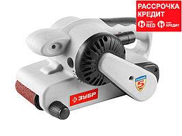 Машина ленточная шлифовальная, ЗУБР ЗЛШМ-76-950, лента 76x533 мм, скорость ленты 360 м/мин, 950 Вт (ЗЛШМ-76-950)