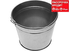Ведро оцинкованное для непищевых продуктов, 5 л (39300-05)