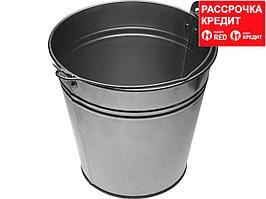 Ведро оцинкованное для непищевых продуктов, 9 л (39300-09)